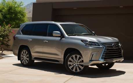 23 New 2019 Lexus Lx Speed Test with 2019 Lexus Lx