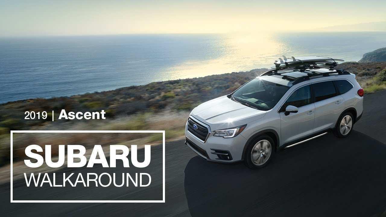 23 New 2019 Subaru Ascent Video Rumors by 2019 Subaru Ascent Video