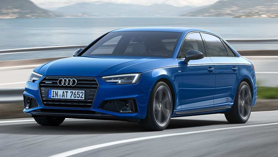 23 The 2019 Audi A4 New Concept by 2019 Audi A4
