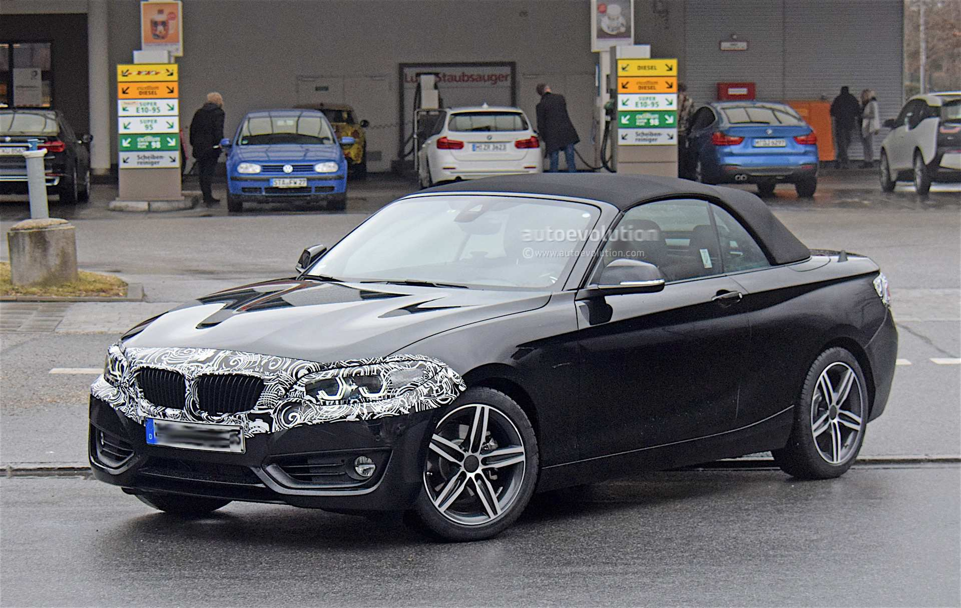 23 The 2019 Bmw 2 Series Convertible Spesification with 2019 Bmw 2 Series Convertible