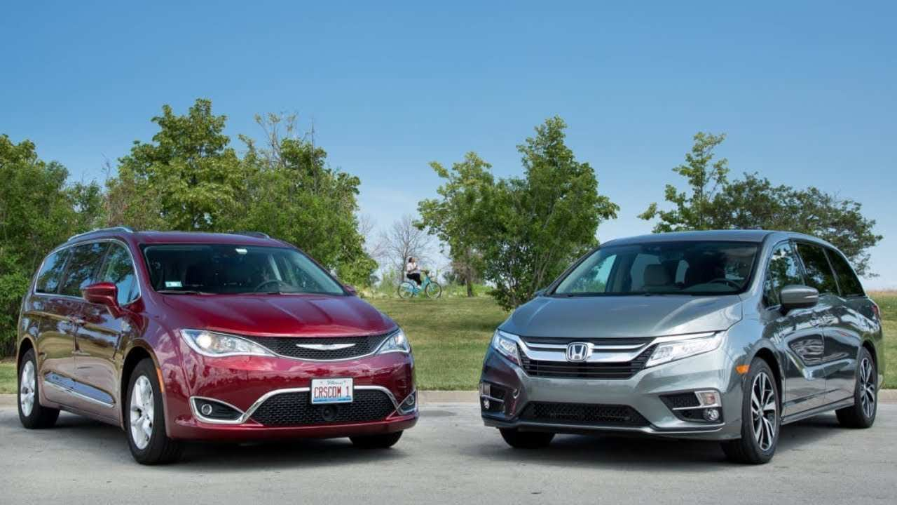 23 The 2019 Chrysler Pacifica Review Release Date for 2019 Chrysler Pacifica Review