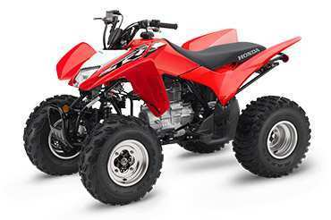 23 The 2019 Honda Trx250X Specs with 2019 Honda Trx250X