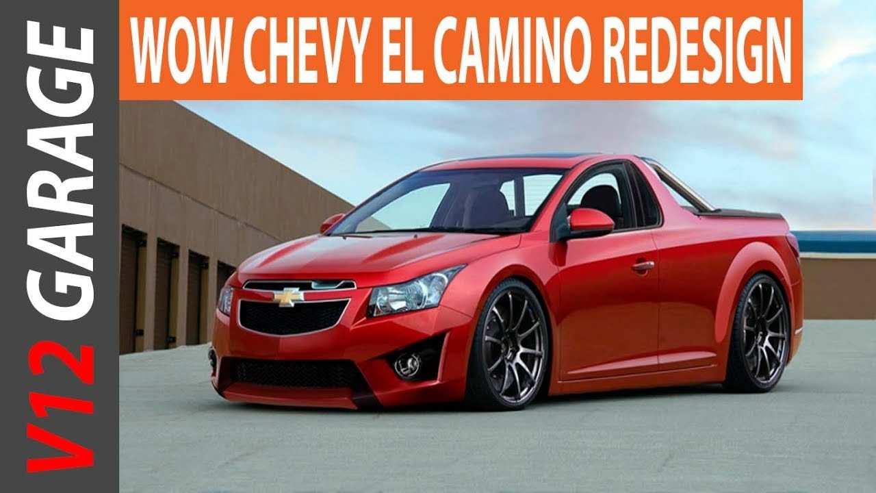 23 The 2020 Chevrolet El Camino Engine with 2020 Chevrolet El Camino