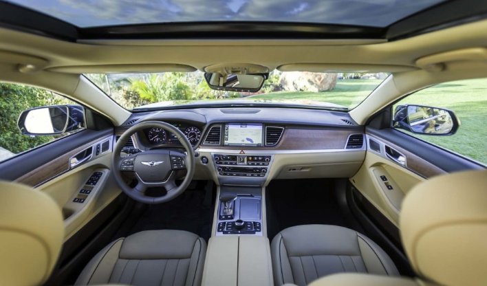 23 The 2020 Hyundai Genesis Suv Interior by 2020 Hyundai Genesis Suv