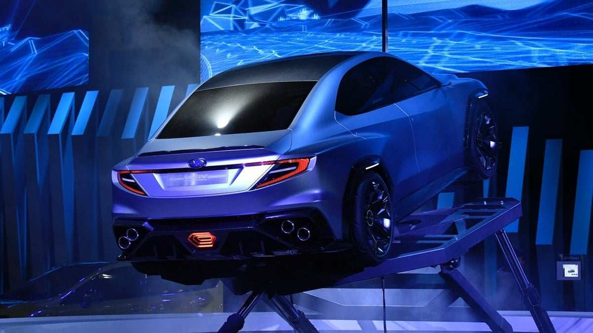 23 The 2020 Subaru Sti Rumors Configurations by 2020 Subaru Sti Rumors