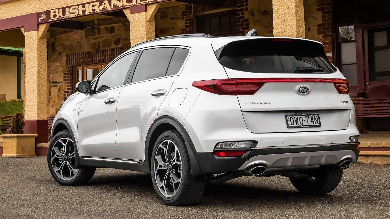 23 The Kia Sportage 2019 Spesification with Kia Sportage 2019