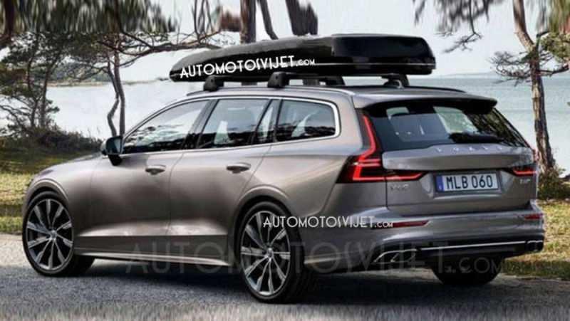23 The New 2019 Volvo V60 Pricing for New 2019 Volvo V60