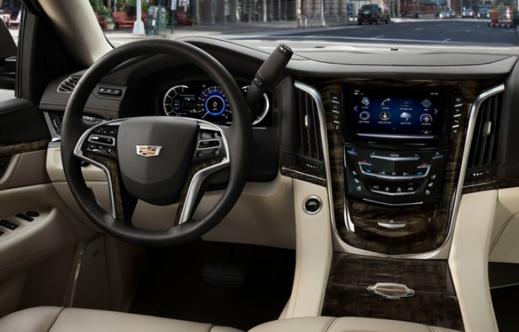 24 All New 2019 Cadillac Escalade Concept Style by 2019 Cadillac Escalade Concept