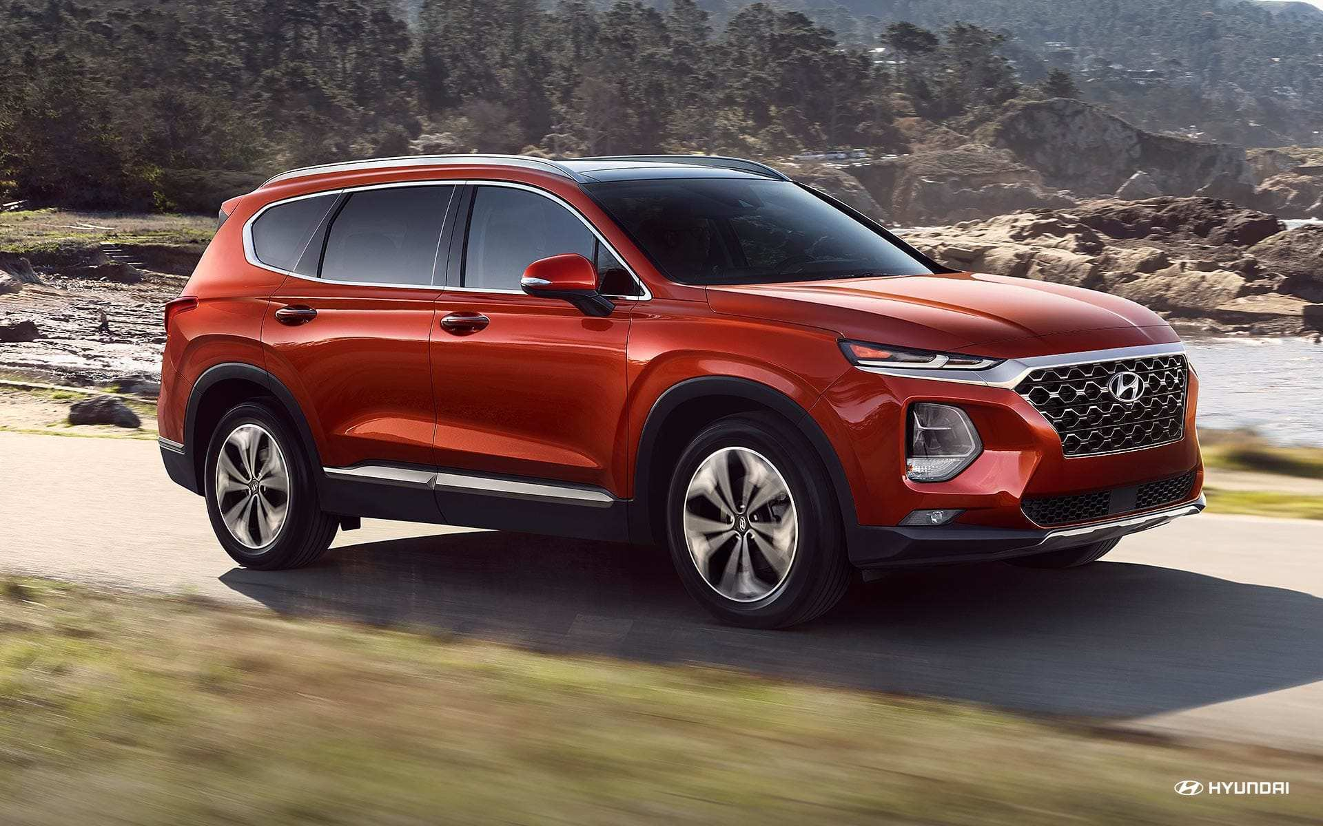 24 All New 2019 Hyundai Santa Fe Interior First Drive for 2019 Hyundai Santa Fe Interior