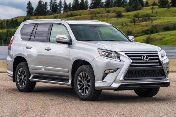 24 All New 2019 Lexus Gx 460 Redesign Spy Shoot for 2019 Lexus Gx 460 Redesign