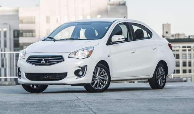 24 All New 2019 Mitsubishi Mirage Review History by 2019 Mitsubishi Mirage Review