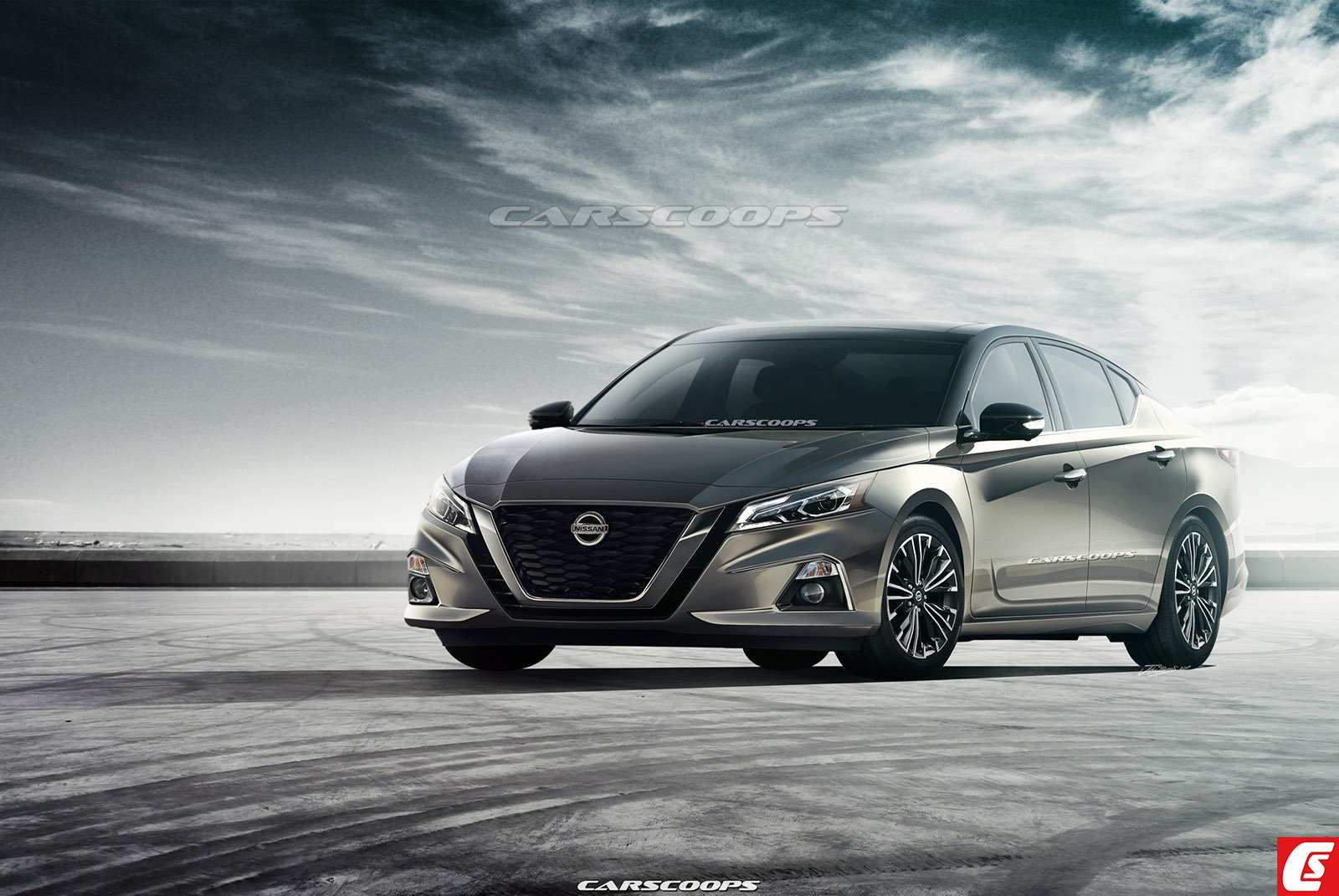 24 All New 2019 Nissan Altima Rendering Photos with 2019 Nissan Altima Rendering