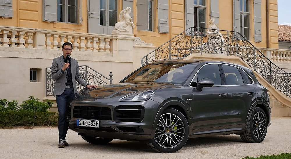 24 All New 2019 Porsche Cayenne Video Release Date by 2019 Porsche Cayenne Video