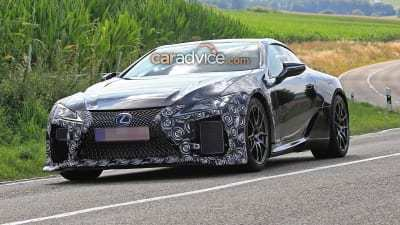 24 All New 2020 Lexus Lc F Spesification by 2020 Lexus Lc F