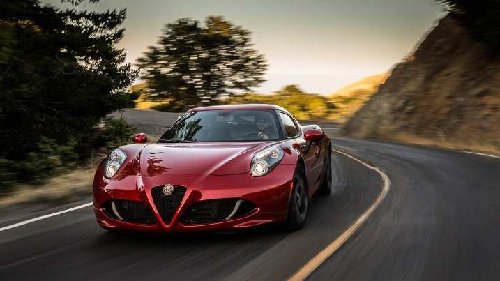 24 Best Review 2019 Alfa Romeo 4C Performance and New Engine for 2019 Alfa Romeo 4C