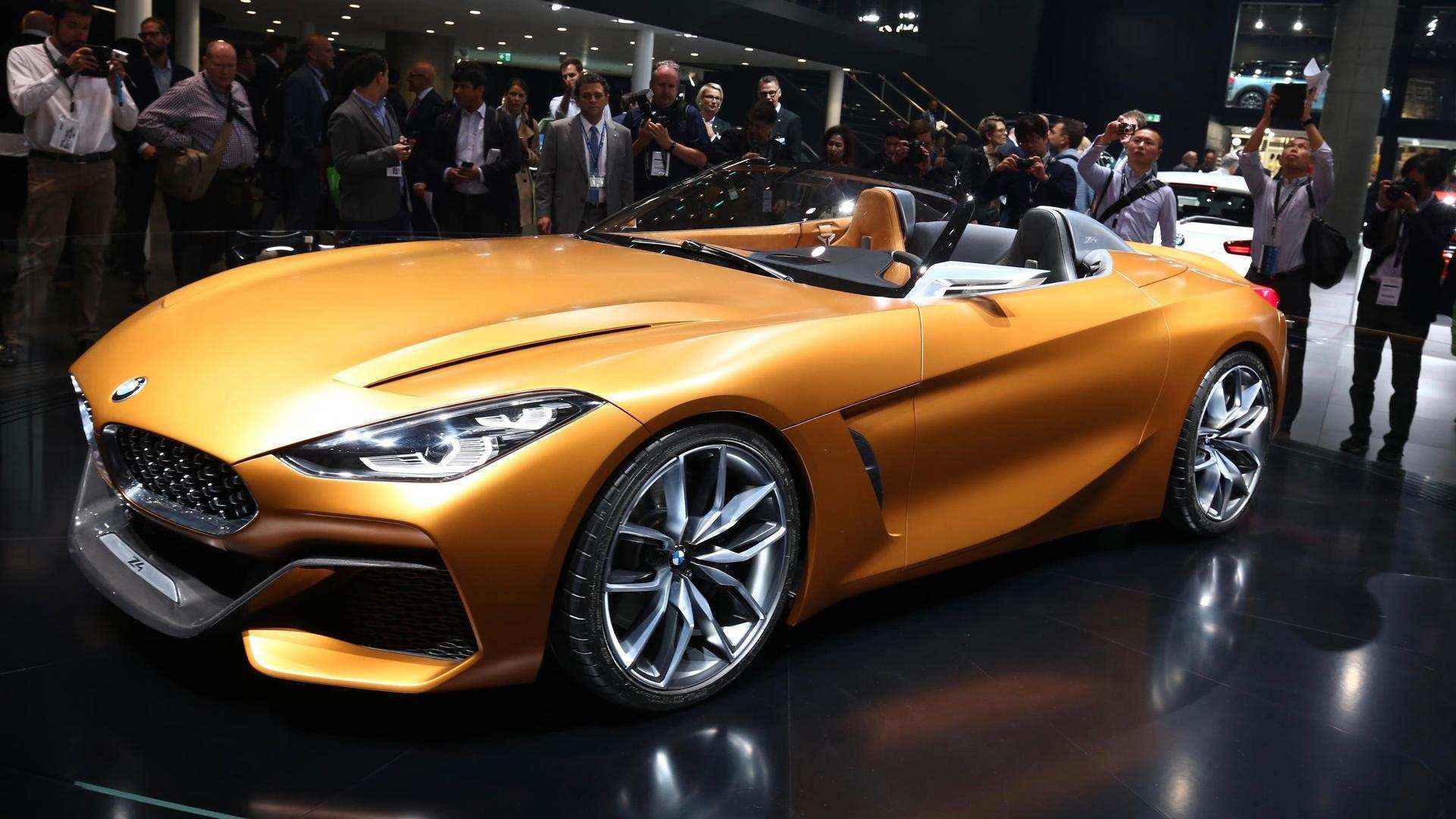 24 Best Review 2019 Bmw Z4 Concept Picture for 2019 Bmw Z4 Concept