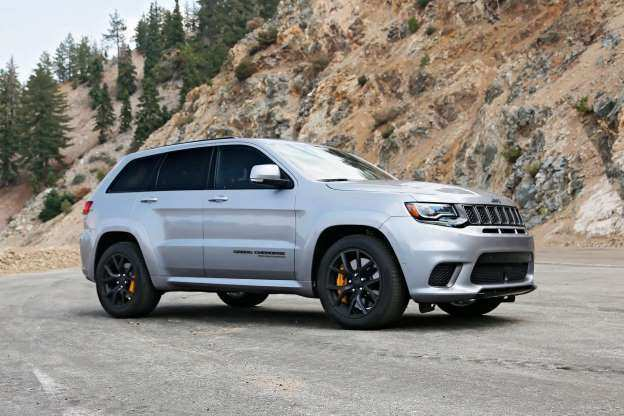 24 Best Review 2019 Jeep Trackhawk Performance and New Engine with 2019 Jeep Trackhawk