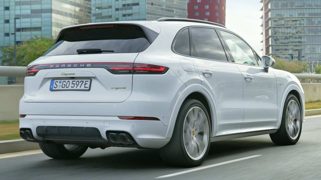 24 Best Review 2019 Porsche Macan Hybrid New Concept for 2019 Porsche Macan Hybrid
