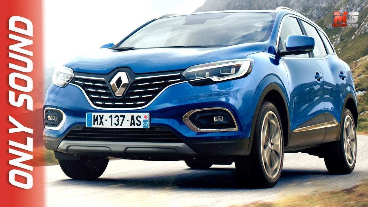 24 Best Review 2019 Renault Kadjar Release with 2019 Renault Kadjar