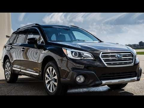 24 Best Review 2019 Subaru Outback Redesign Specs by 2019 Subaru Outback Redesign