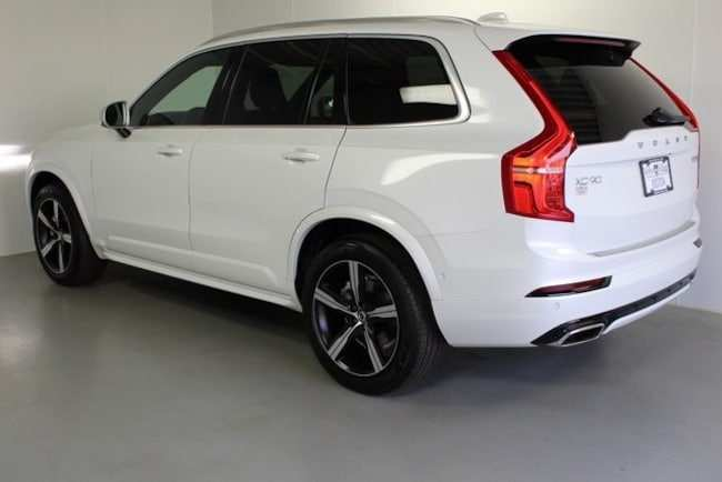 24 Best Review 2019 Volvo Xc90 Release Date by 2019 Volvo Xc90