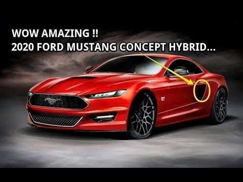 24 Best Review 2020 Ford Mustang Hybrid Release by 2020 Ford Mustang Hybrid