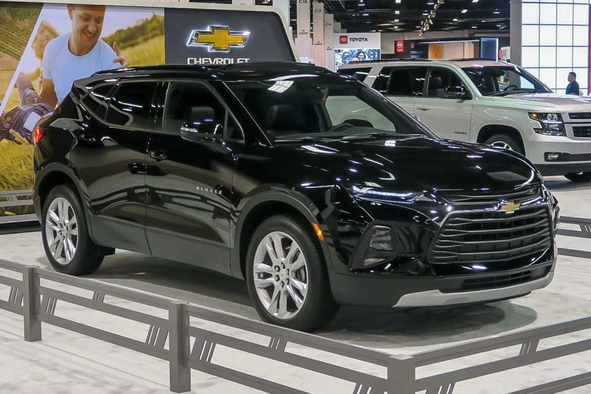 24 Concept of 2019 Chevrolet Blazer Release Date Images for 2019 Chevrolet Blazer Release Date