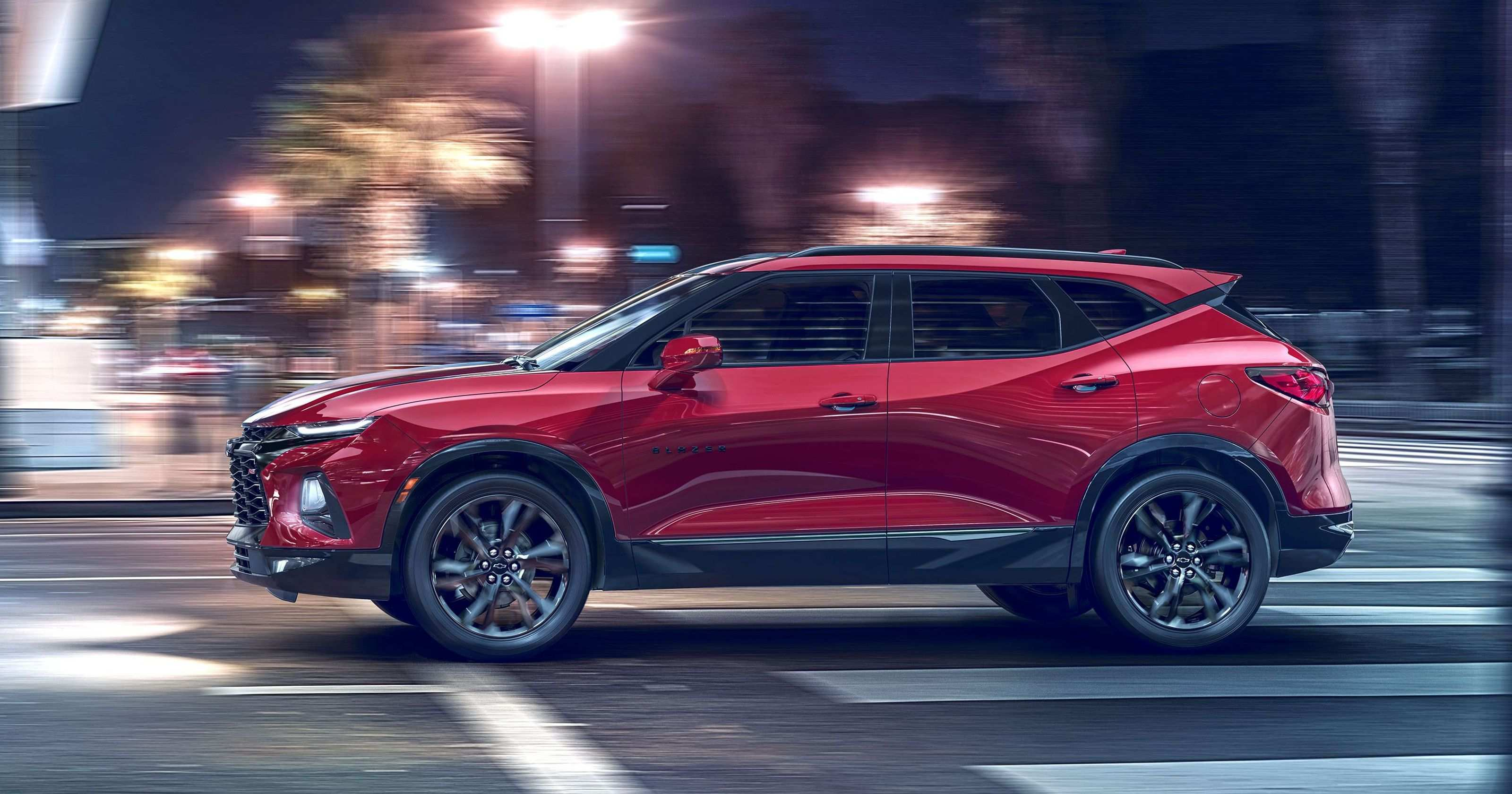 24 Concept of 2019 Chevrolet Blazer Release Date Wallpaper for 2019 Chevrolet Blazer Release Date