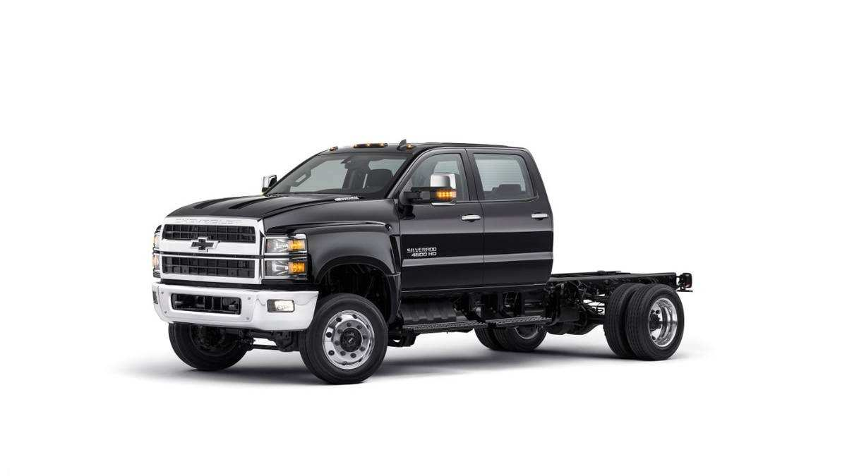 24 Concept of 2019 Chevrolet Heavy Duty Trucks Speed Test with 2019 Chevrolet Heavy Duty Trucks