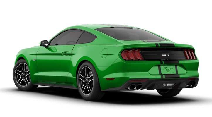 24 Concept of 2019 Ford Gt Mustang Specs with 2019 Ford Gt Mustang