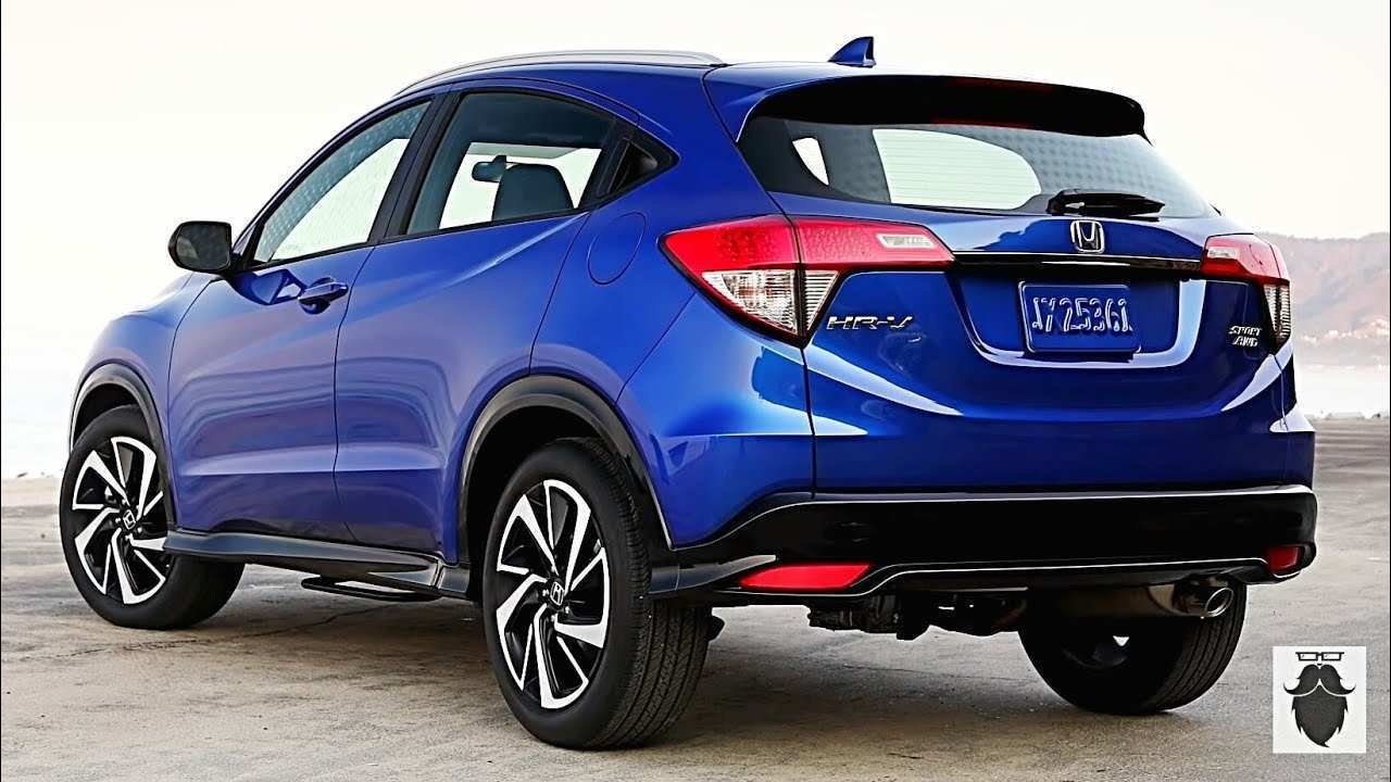24 Concept of 2019 Honda Vezel Wallpaper for 2019 Honda Vezel