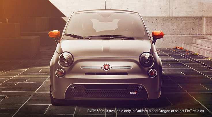 24 Concept of 2020 Fiat 500E Picture with 2020 Fiat 500E