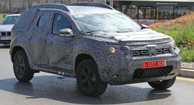 24 Concept of Dacia 2019 Picture by Dacia 2019