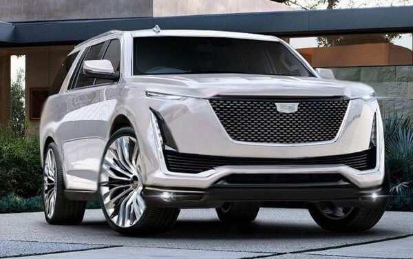 24 Concept of New 2020 Cadillac Escalade Exterior and Interior with New 2020 Cadillac Escalade