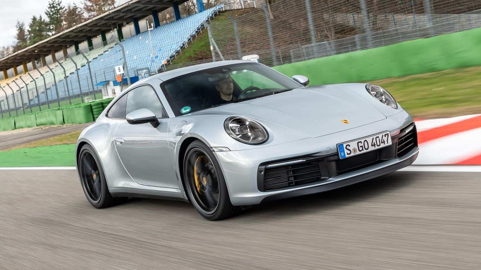 24 Concept of Porsche Targa 2020 Interior for Porsche Targa 2020