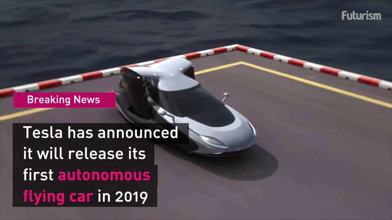 24 Concept of Tesla 2019 Flying Car New Review for Tesla 2019 Flying Car
