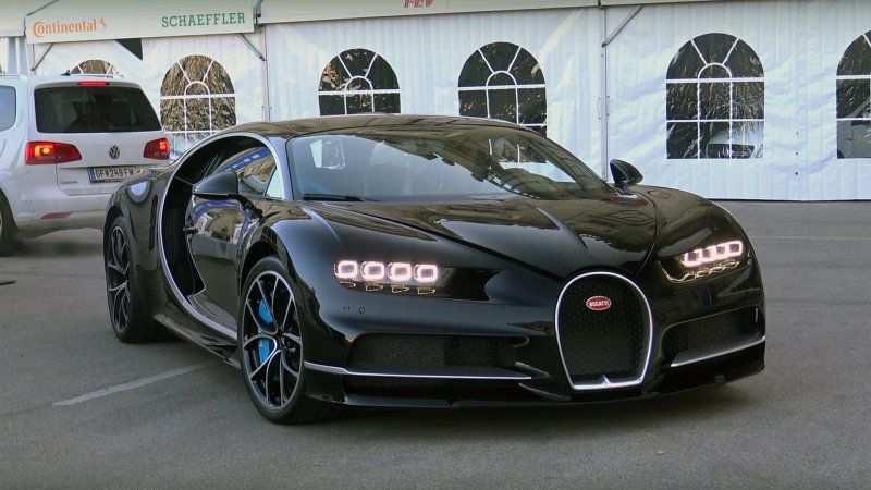 24 Gallery of 2019 Bugatti Chiron Concept with 2019 Bugatti Chiron