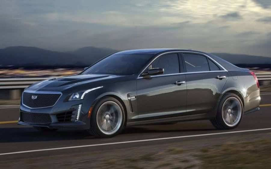 24 Gallery of 2019 Cadillac Ct4 Specs by 2019 Cadillac Ct4
