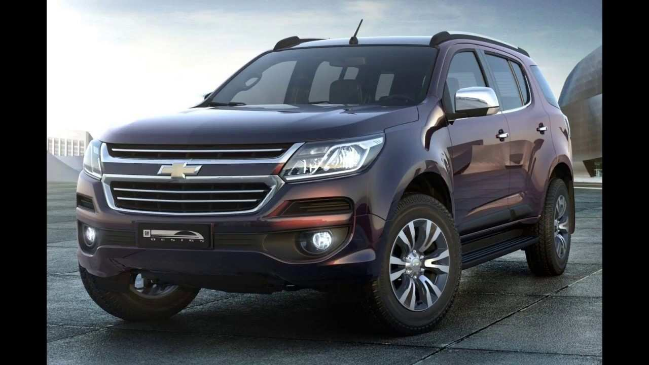 24 Gallery of 2019 Chevrolet Trailblazer New Review with 2019 Chevrolet Trailblazer