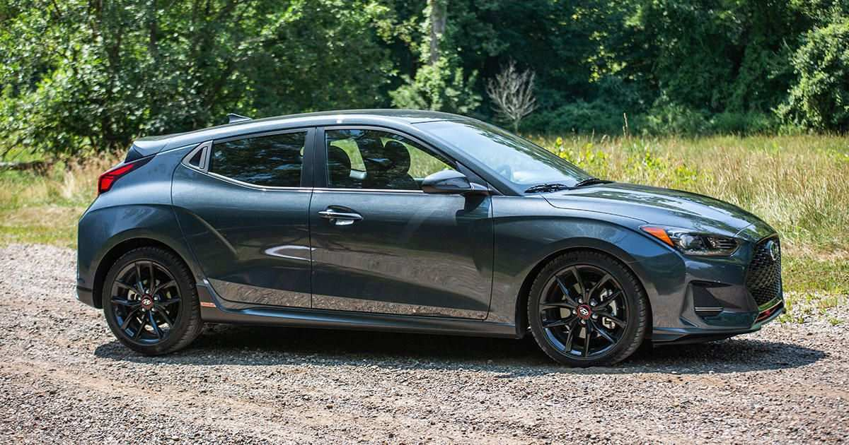 24 Gallery of 2019 Hyundai Veloster Turbo Review Photos with 2019 Hyundai Veloster Turbo Review