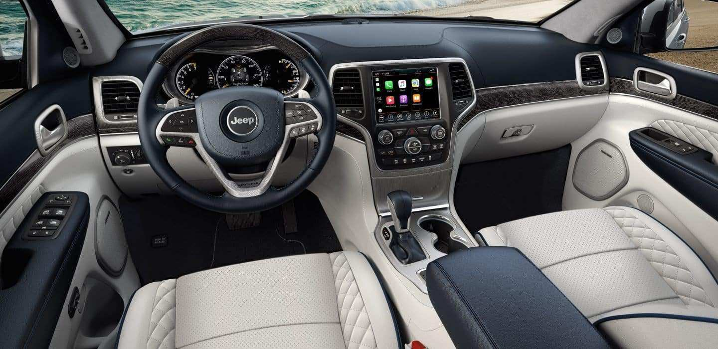 24 Gallery of 2019 Jeep Cherokee Interior Concept with 2019 Jeep Cherokee Interior