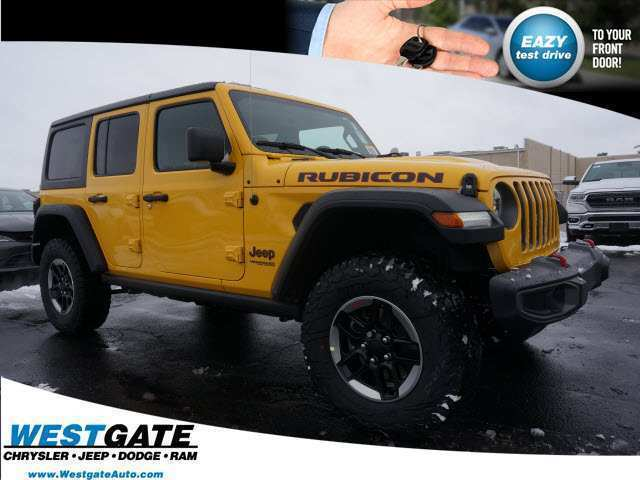 24 Gallery of 2019 Jeep Unlimited Rubicon Specs by 2019 Jeep Unlimited Rubicon