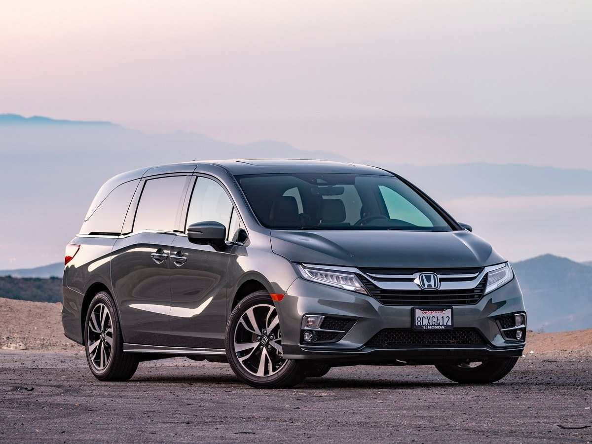 24 Gallery of 2019 Minivans Performance with 2019 Minivans