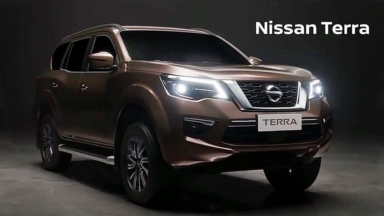 24 Gallery of 2019 Nissan Terra Research New for 2019 Nissan Terra