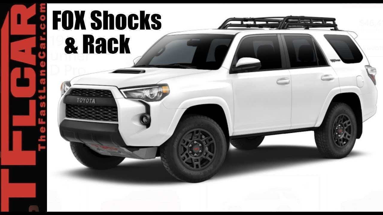 24 Gallery of 2019 Toyota 4Runner Trd Pro Review Engine by 2019 Toyota 4Runner Trd Pro Review