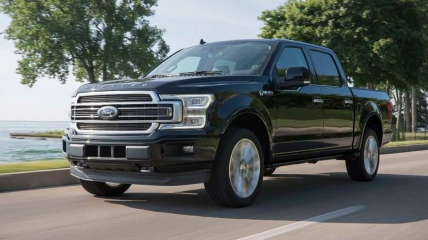 24 Great 2019 Ford Pickup Truck Redesign with 2019 Ford Pickup Truck