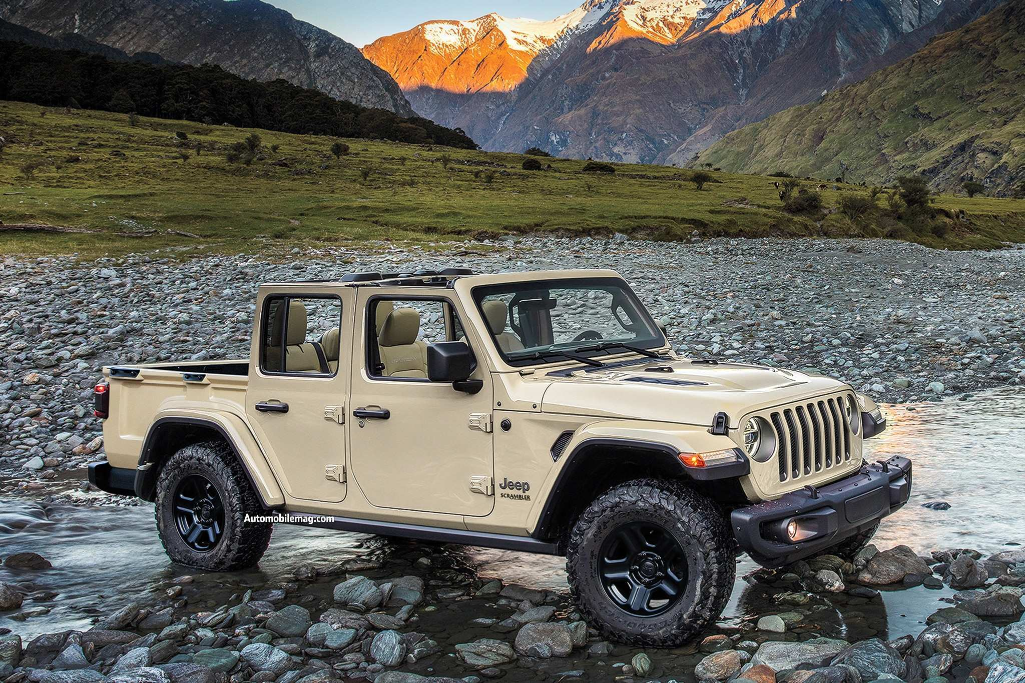 24 Great 2019 Jeep Scrambler Specs Price by 2019 Jeep Scrambler Specs