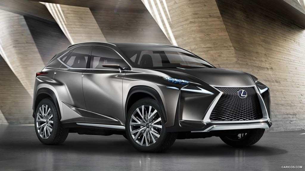 24 Great 2019 Lexus Concept Style by 2019 Lexus Concept