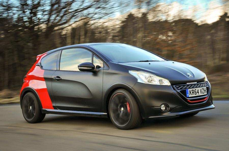 24 Great 2019 Peugeot 208 Gti Release Date for 2019 Peugeot 208 Gti