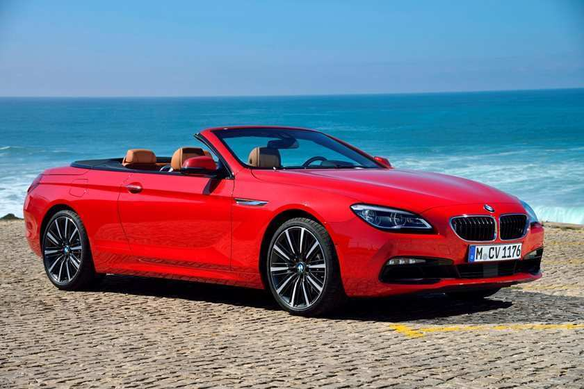 24 Great 2020 Bmw 6 Series Convertible Review with 2020 Bmw 6 Series Convertible